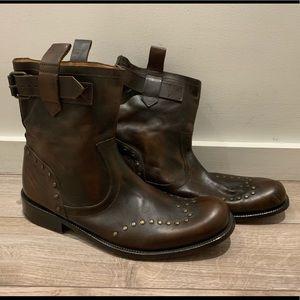 Men Chukka Boots John Varvatos